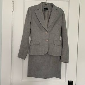 H&M skirt suit